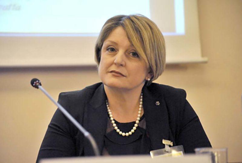 Marina Calderone, Presidente del CUP