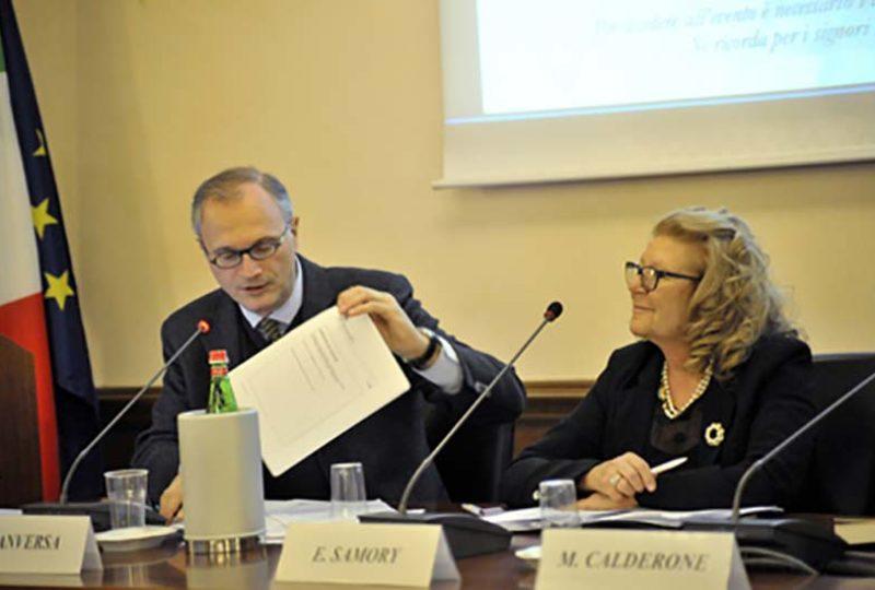 Giovanni Anversa, moderatore dell'evento