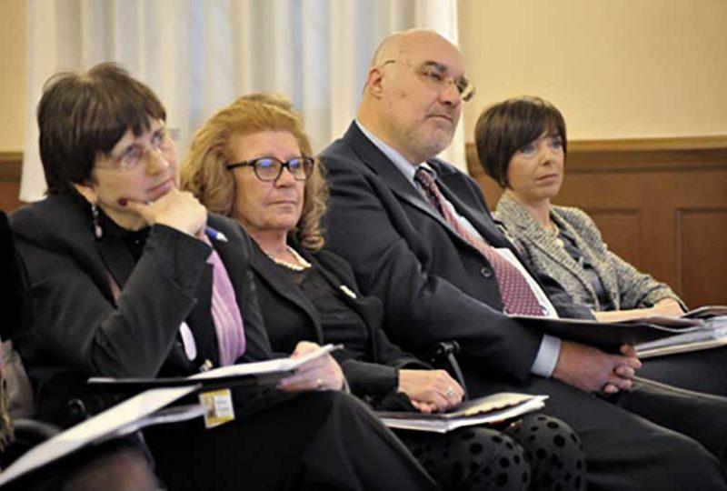 Maria Antezza, Deputata della Camera – Emanuele Rossi, Professore di Diritto Costituzionale