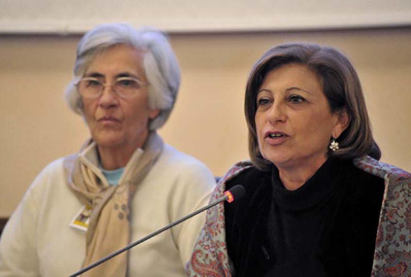 Marilena Dellavalle, rappresentante del Tavolo del Patto per la Professione